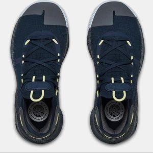 separation shoes e2235 f8805 Grade School UA Curry 6